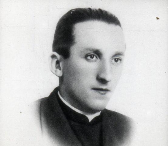 Fr. Luis María Andreu, S.J.